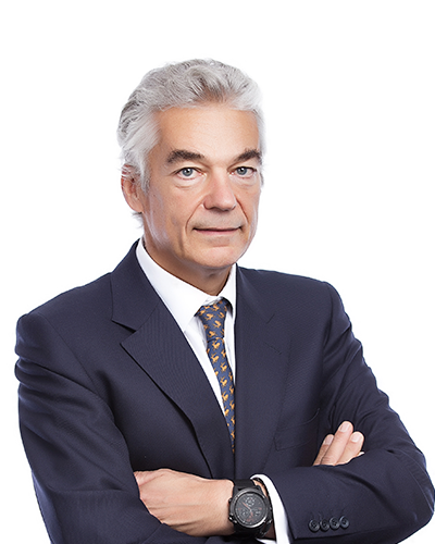 Antoine Spillman CEO and Partner in Bruellan